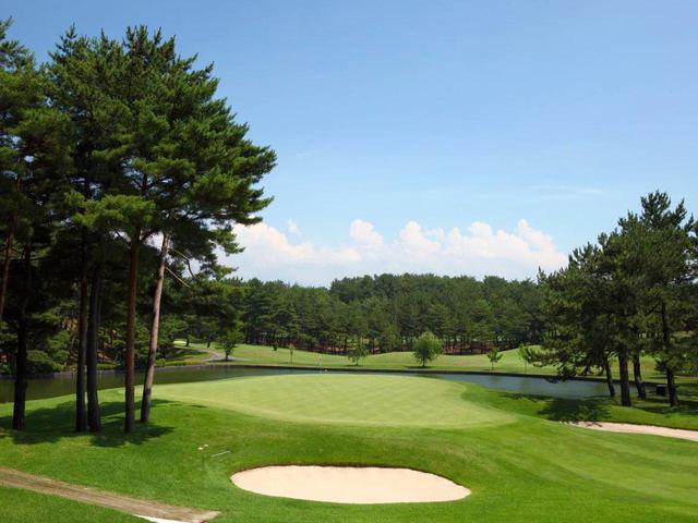 画像1: 中条ゴルフ倶楽部