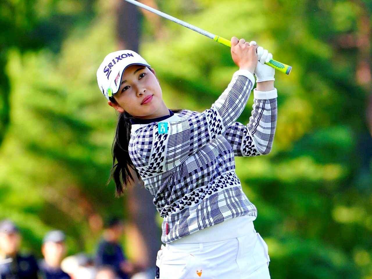 画像: 堅実なゴルフを武器に初の賞金女王をつかめるのか