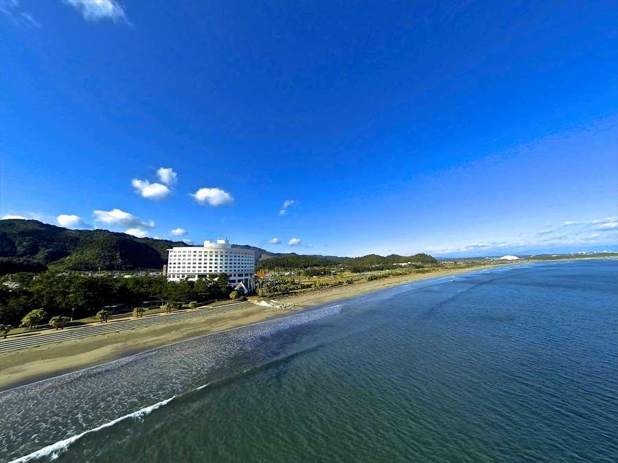 画像: ANAホリデイ・インリゾート宮崎 青島が目の前に見える海沿いのホテル
