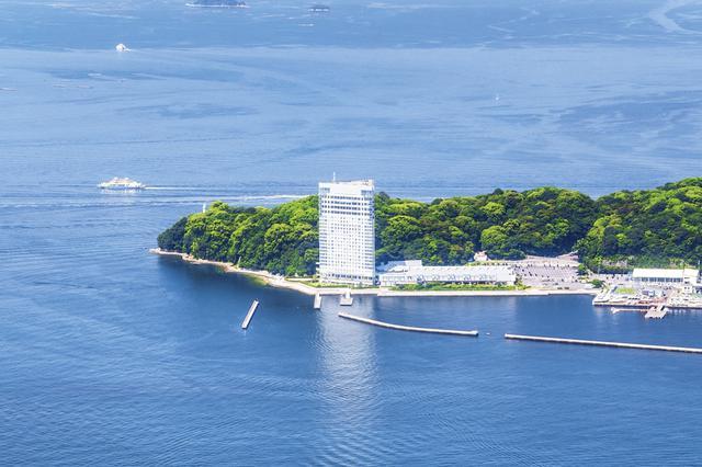 画像: 思い出に残る絶景ホテル グランドプリンスホテル広島