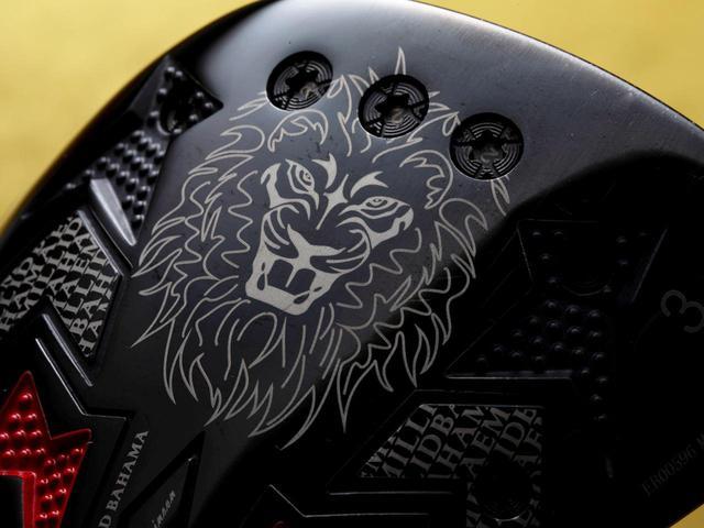 画像: ライオンはフェアウェイウッドでも健在