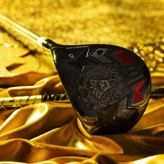 画像: 【このFW、飛びすぎるにもほどがある】「カールヴィンソン黒デラカスタム」フェアウェイウッド|ゴルフダイジェスト公式通販サイト「ゴルフポケット」