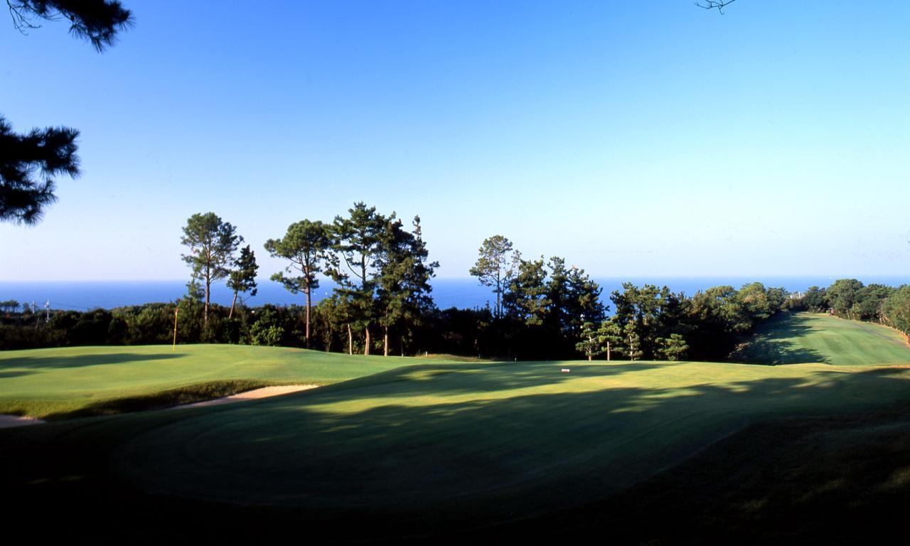 画像: 関西の「川奈」と呼ばれる白浜ゴルフ倶楽部の美しいホール