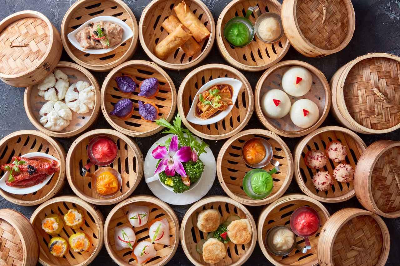 画像: 中国料理レストラン 「居易園」の飲茶は大人気メニュー