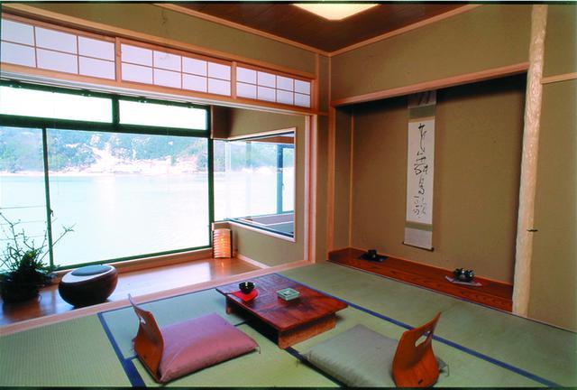 画像: 円山川温泉 銀花 和室