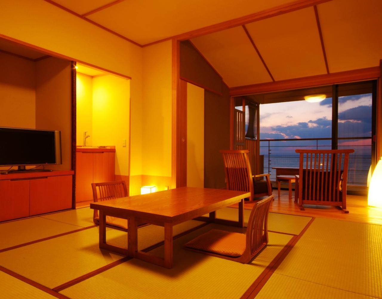 画像: 浜千鳥の湯 海舟 暁の抄 和洋室