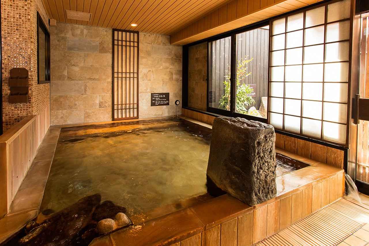 画像: ドーミーイン熊本 天然温泉大浴場