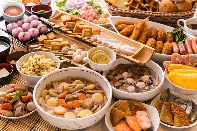 画像: ドーミーイン熊本の朝食は自慢の郷土料理と洋食のバイキング