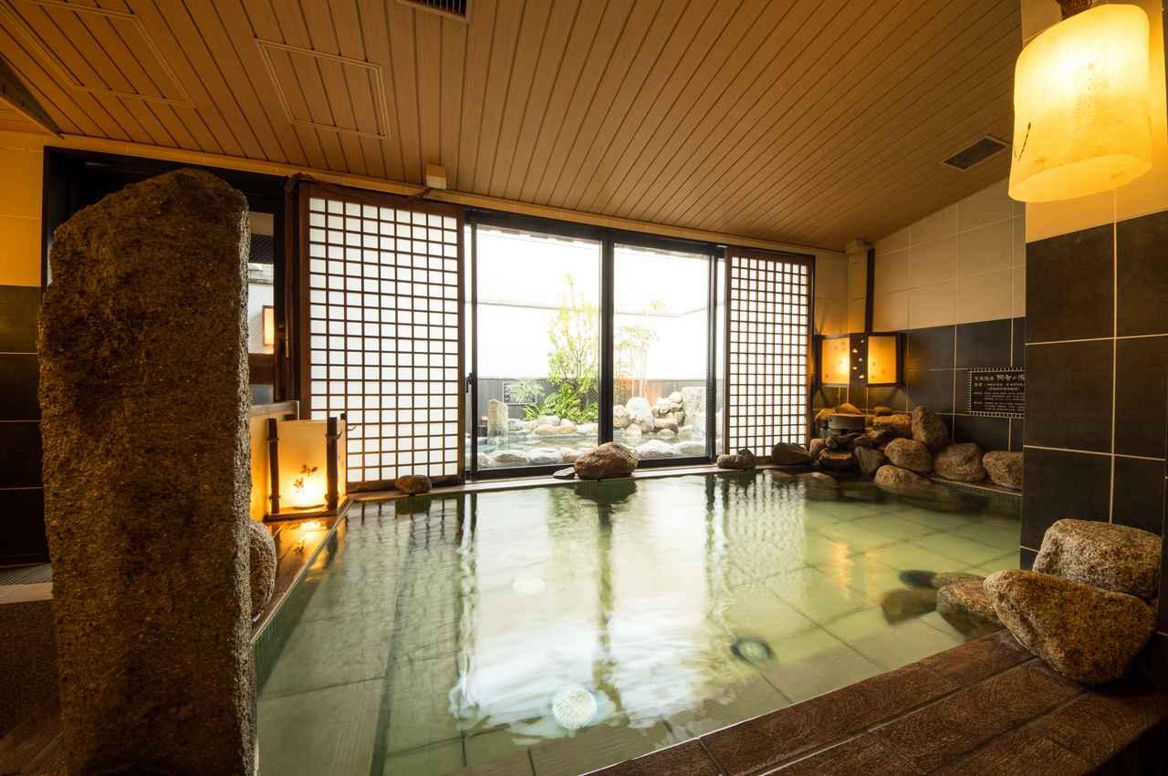 画像: ドーミーイン倉敷 大浴場