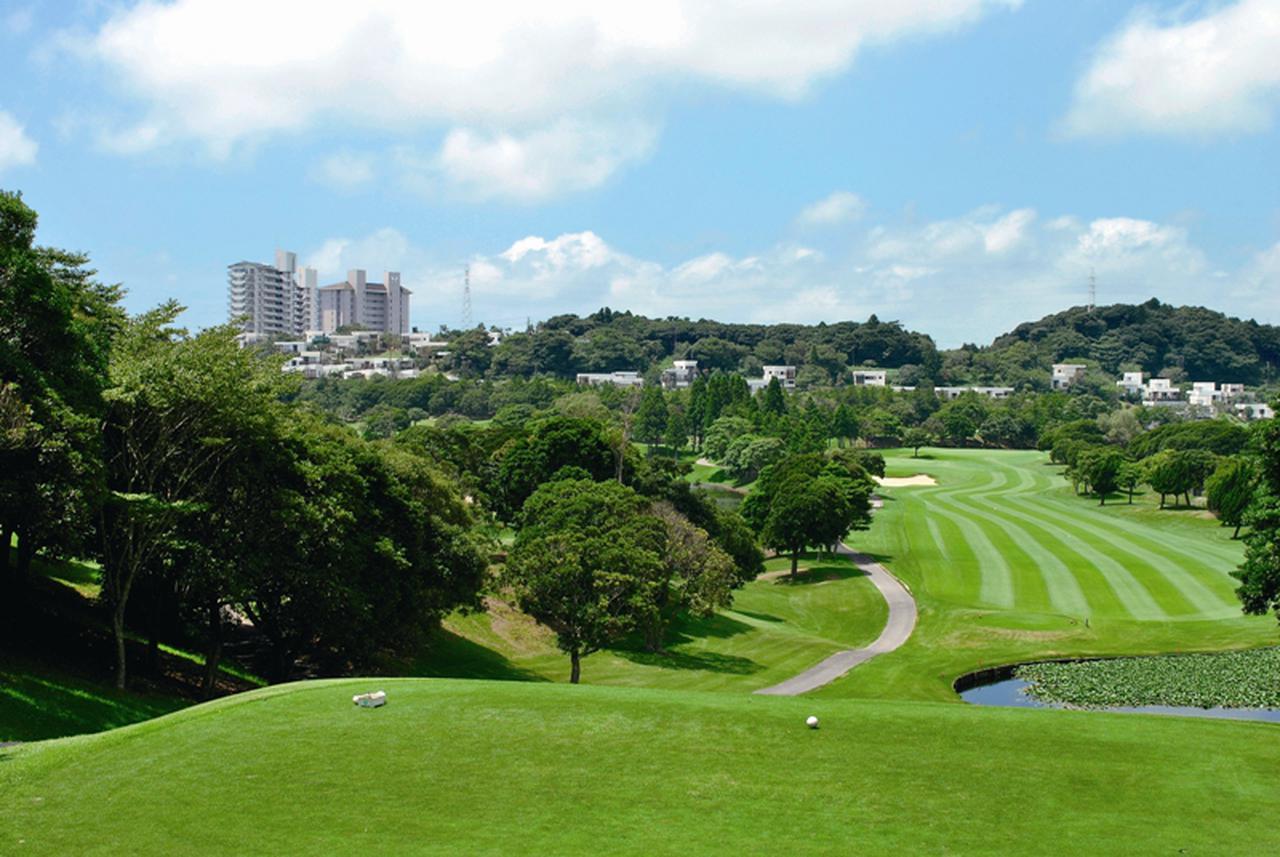 画像3: 【F-12385/千葉】南国の雰囲気を漂わせるコースでリゾートゴルフを満喫。勝浦ゴルフパック2日間