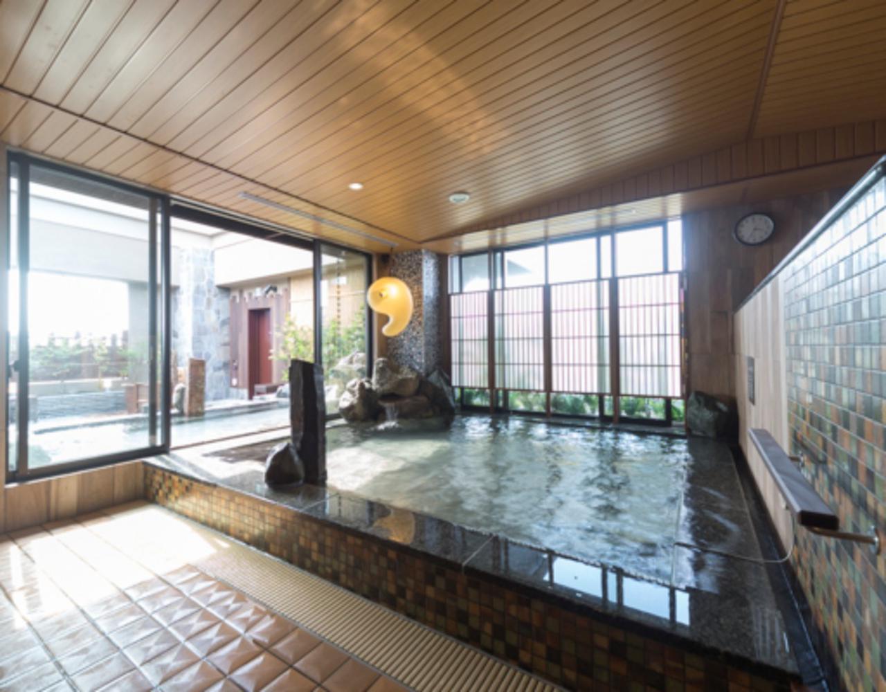 画像: ドーミーイン出雲 天然温泉大浴場 内風呂