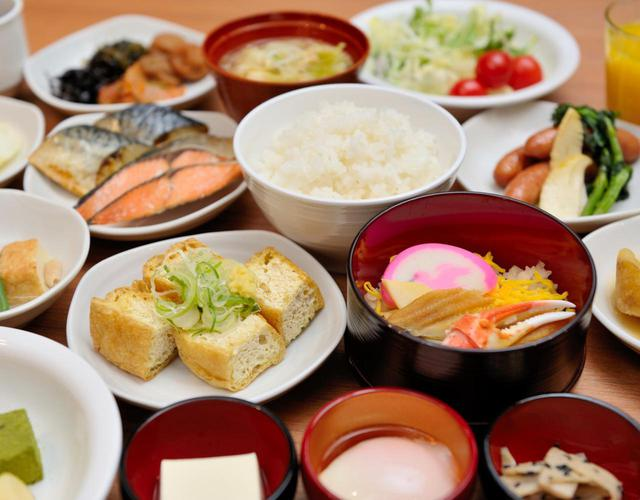 画像: ドーミーイン新潟 朝食は揚げたて・焼きたて・作りたて