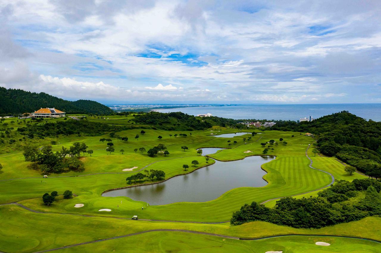 画像1: 青島ゴルフ倶楽部