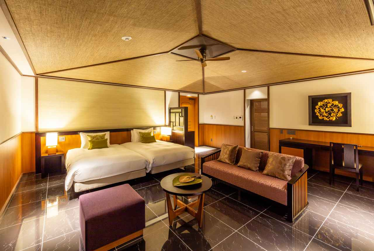 画像1: 【F-12371/宮古島】来間島で極上の休日 シーウッドホテル  プレミアプールビラハウスに泊まる3日間2プレー