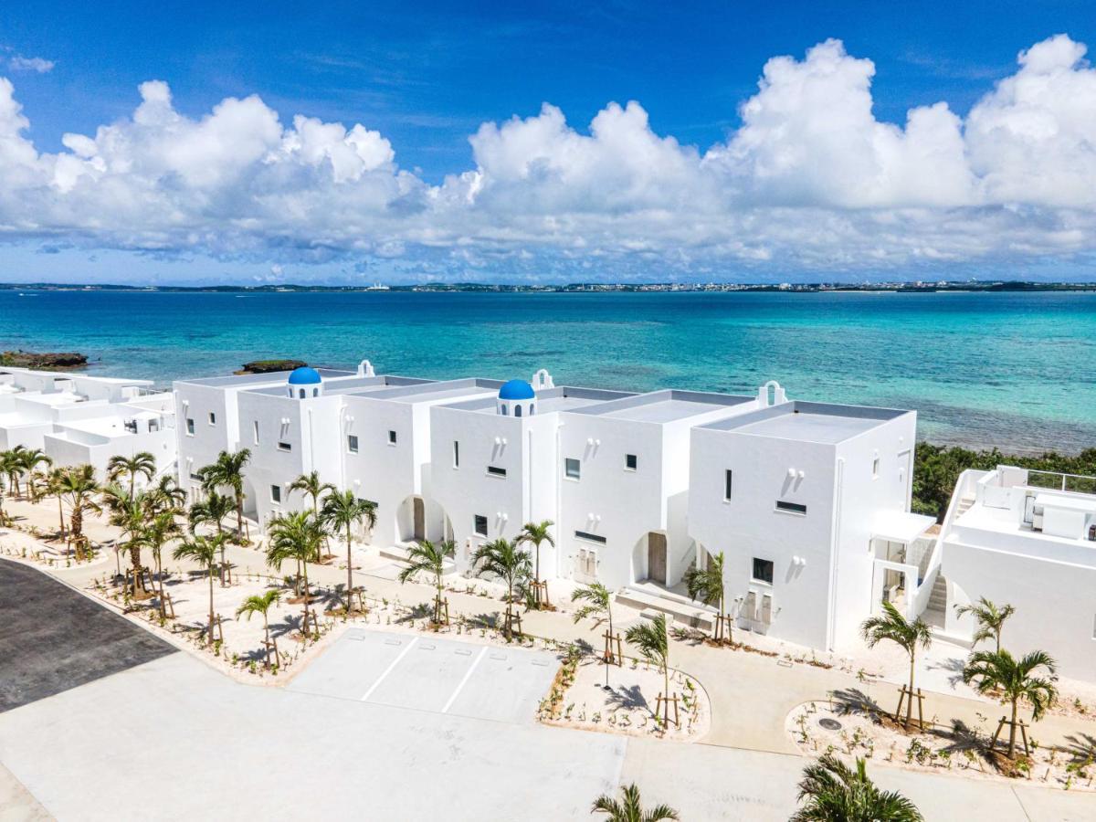 画像: 白亜の外観に紺碧の海 ブルーオーシャン ホテル&リゾート宮古島