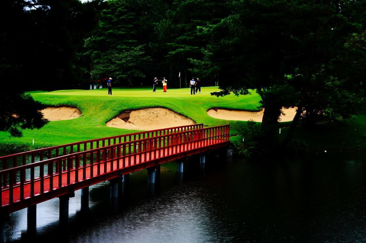 画像: 【門司ゴルフ倶楽部】名匠・上田治が設計家として独立後初めて手掛けたコース。海と防風林が織りなす情景はただただ美しい。丘陵地の起伏を活かしたコースは難易度も超S級。