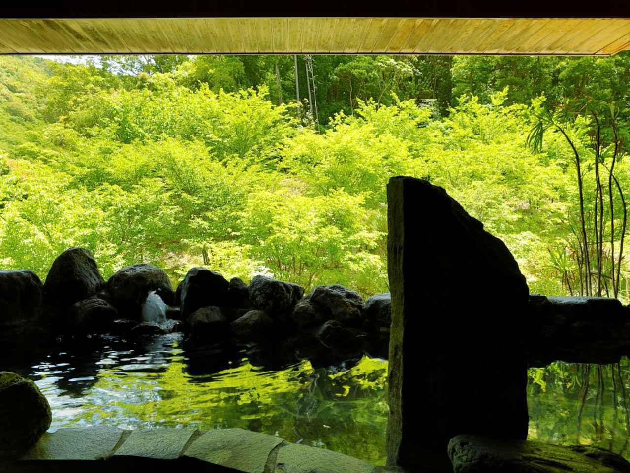 画像: 【いにしえの宿 伊久】体と心を癒し尽くす、2つの湯処と4つの貸切湯。
