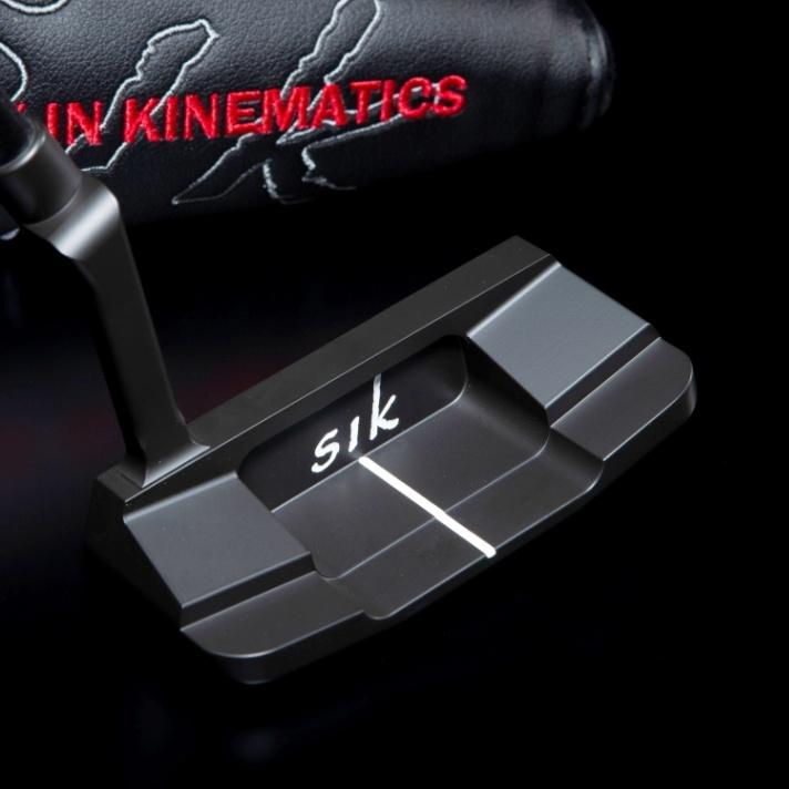 画像: 【国内50本限定】待望のワイドソールモデルが少量入荷! デシャンボーが選んだ、LAゴルフのシャフトを装着した「SIKパター」|ゴルフダイジェスト公式通販サイト「ゴルフポケット」