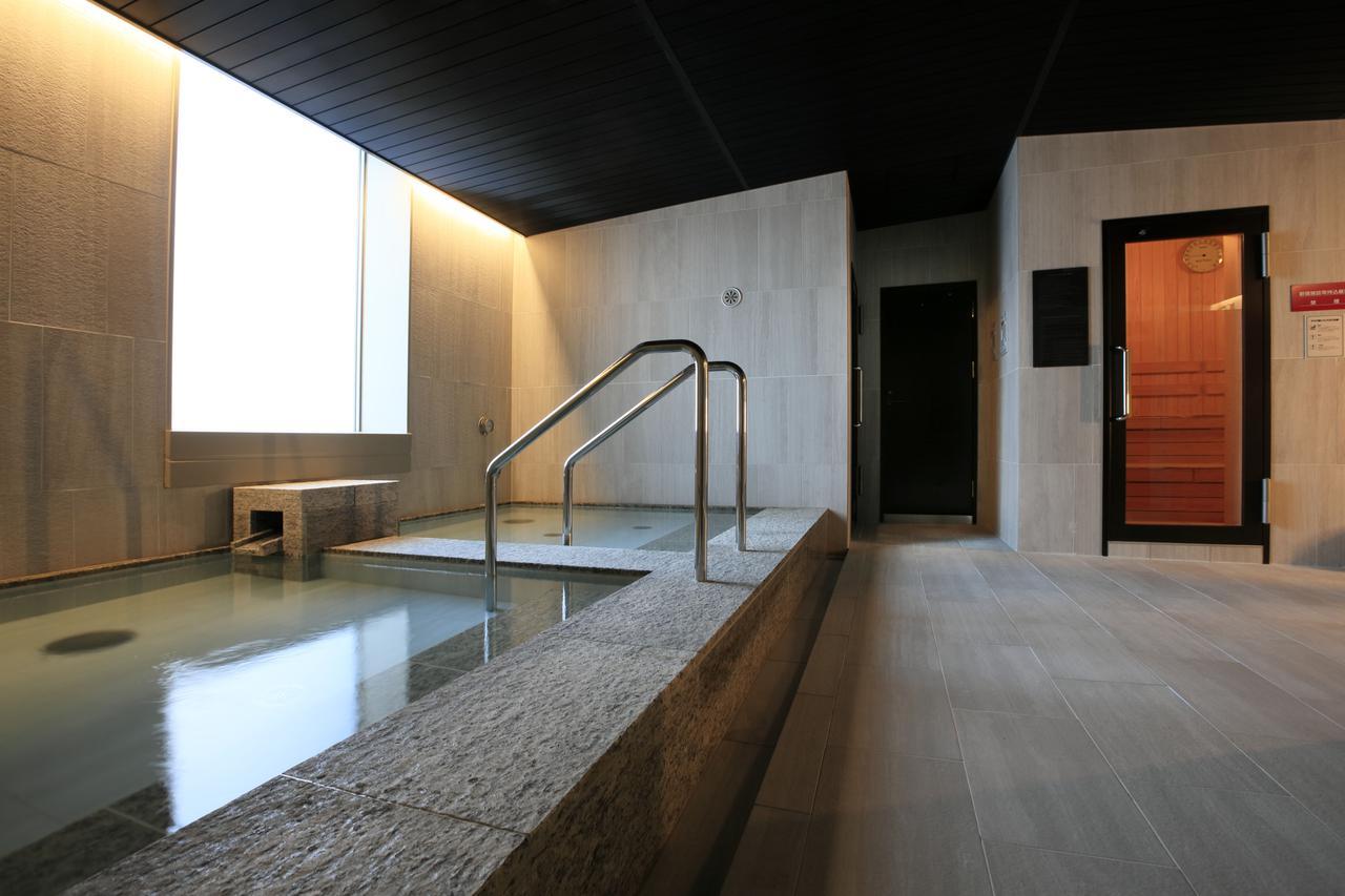 画像: サウナ&大浴場完備