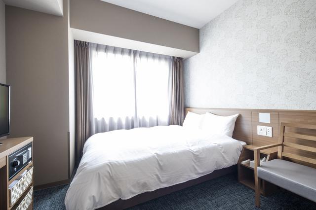 画像: シモンズ製ベッドで快眠をサポート