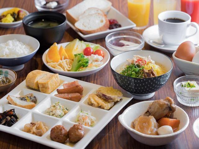 画像: JR九州ホテル鹿児島の朝食