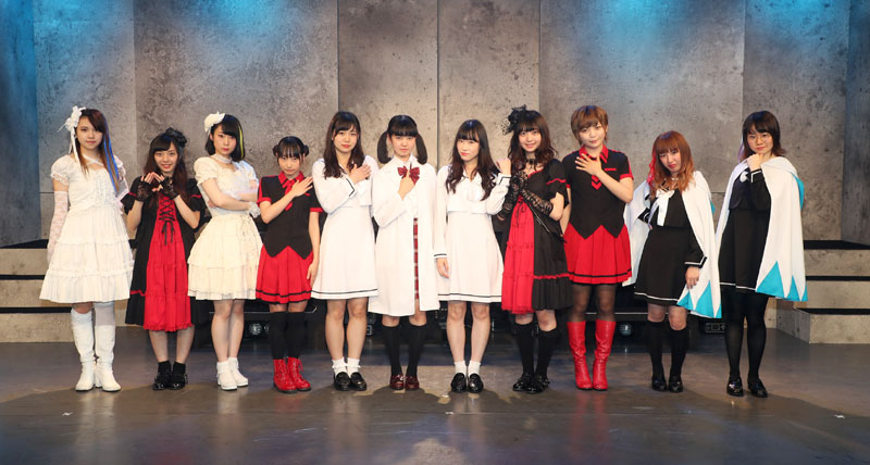 Images : 3番目の画像 - 「舞台『降臨Hearts』、フレッシュなキャストを揃えて松多アクションを超える殺陣シーン満載で、新宿村LIVEで上演開始!」のアルバム - Stereo Sound ONLINE