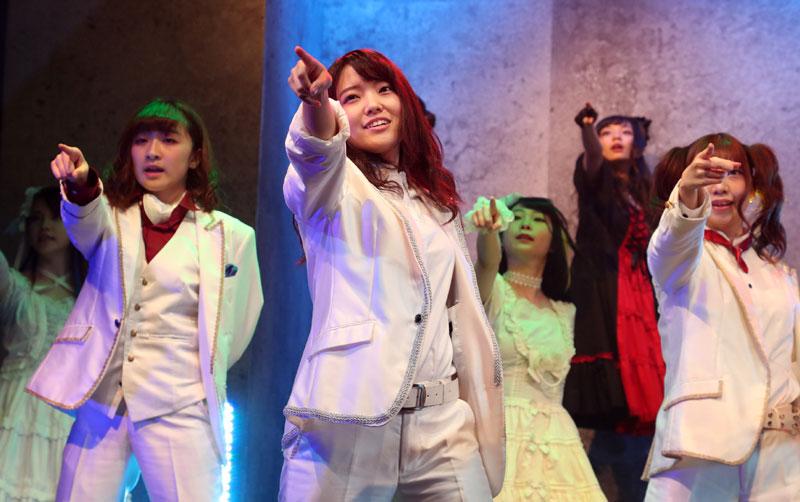 Images : 12番目の画像 - 「舞台『降臨Hearts』、フレッシュなキャストを揃えて松多アクションを超える殺陣シーン満載で、新宿村LIVEで上演開始!」のアルバム - Stereo Sound ONLINE