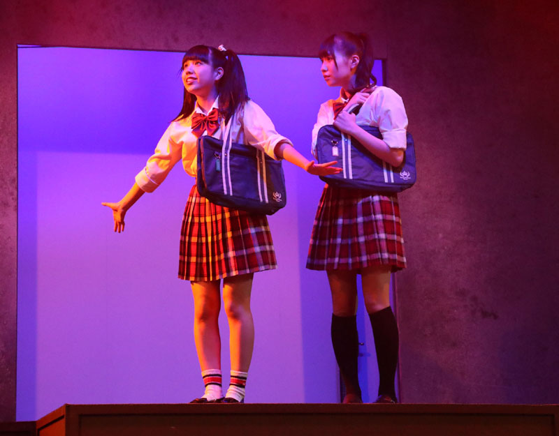 Images : 5番目の画像 - 「舞台『降臨Hearts』、フレッシュなキャストを揃えて松多アクションを超える殺陣シーン満載で、新宿村LIVEで上演開始!」のアルバム - Stereo Sound ONLINE