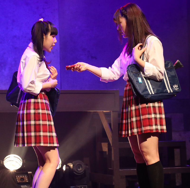 Images : 7番目の画像 - 「舞台『降臨Hearts』、フレッシュなキャストを揃えて松多アクションを超える殺陣シーン満載で、新宿村LIVEで上演開始!」のアルバム - Stereo Sound ONLINE