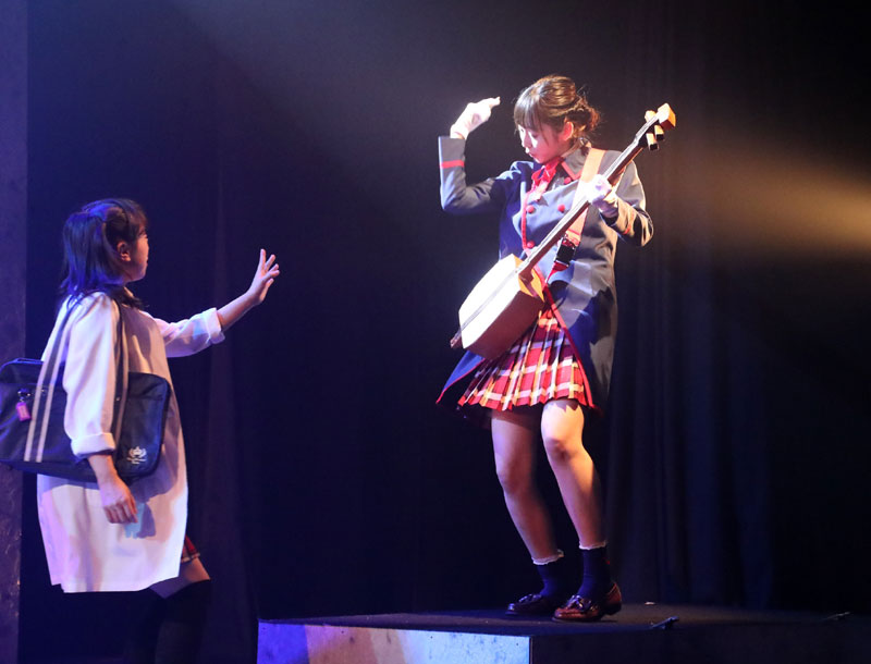 Images : 14番目の画像 - 「舞台『降臨Hearts』、フレッシュなキャストを揃えて松多アクションを超える殺陣シーン満載で、新宿村LIVEで上演開始!」のアルバム - Stereo Sound ONLINE