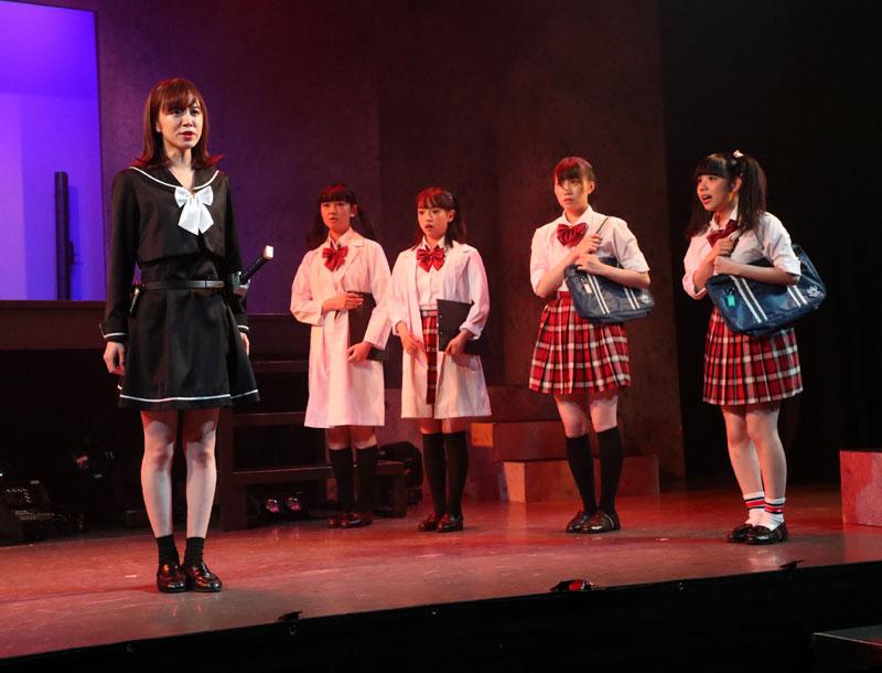 Images : 6番目の画像 - 「舞台『降臨Hearts』、フレッシュなキャストを揃えて松多アクションを超える殺陣シーン満載で、新宿村LIVEで上演開始!」のアルバム - Stereo Sound ONLINE
