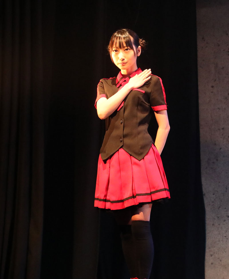 Images : 8番目の画像 - 「夏野香波/舞台『降臨Hearts』で、凛とした役をキュートに、スゥイートに、プリティに、チャーミングに演じきった!」のアルバム - Stereo Sound ONLINE