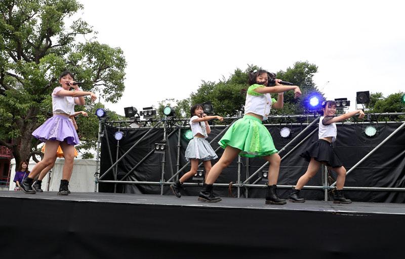 Images : 12番目の画像 - 「ぴよdela/灼熱のアイドル横丁に初参戦。dela直系の熱く、元気で、フレッシュなステージを創り上げた」のアルバム - Stereo Sound ONLINE