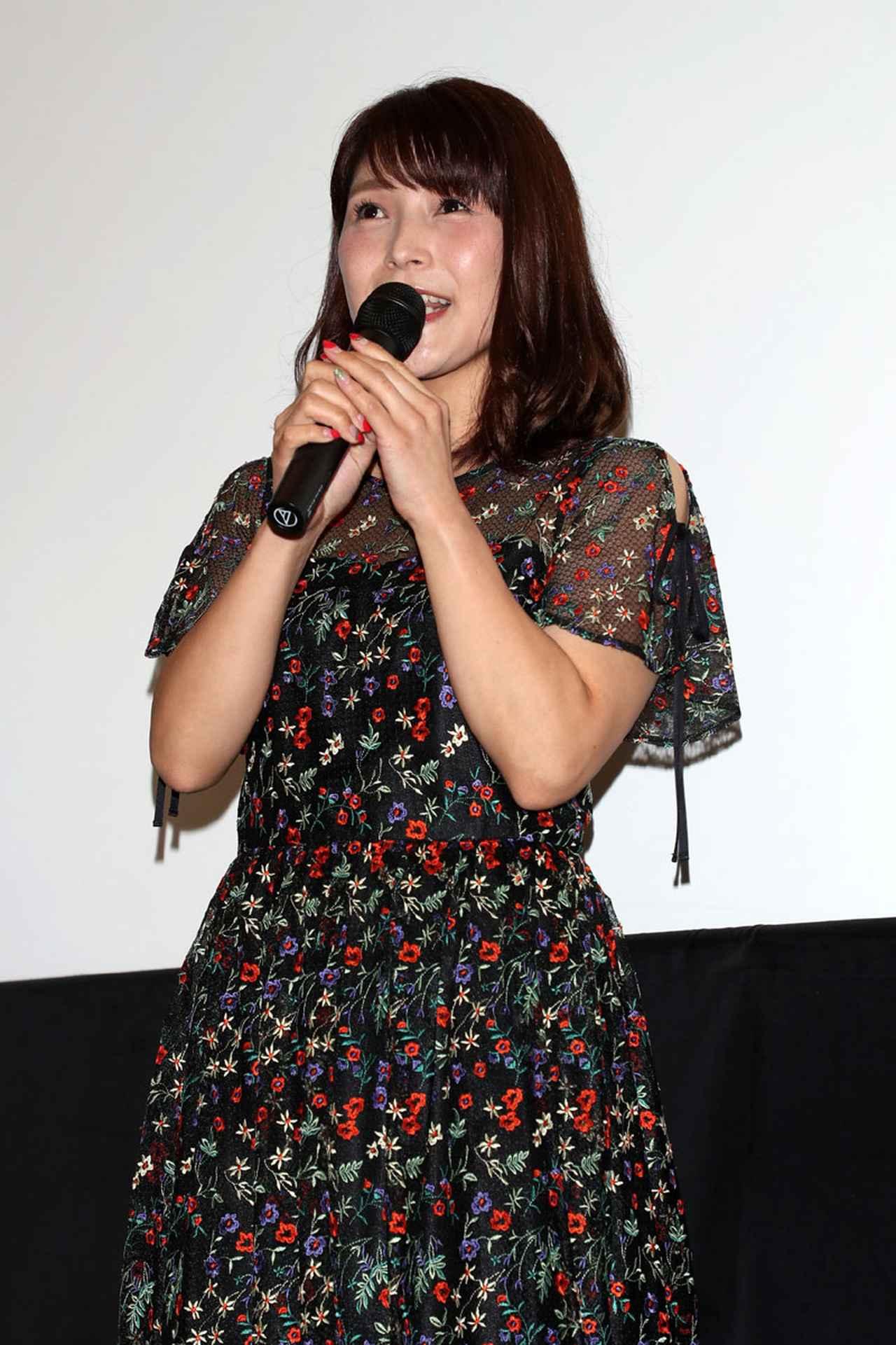 Images : 11番目の画像 - 「山田菜々美(AKB48)、百川晴香/映画『黒看』のプレミア上映会開催。「スクリーンに自分が映っているのは不思議な気持ちですけど、たくさんの方が来てくださって幸せです」」のアルバム - Stereo Sound ONLINE