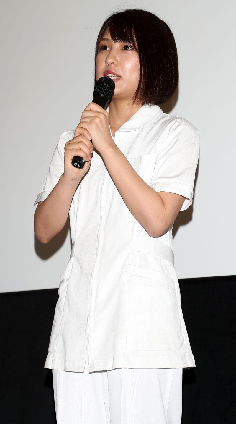 Images : 2番目の画像 - 「山田菜々美(AKB48)、百川晴香/映画『黒看』のプレミア上映会開催。「スクリーンに自分が映っているのは不思議な気持ちですけど、たくさんの方が来てくださって幸せです」」のアルバム - Stereo Sound ONLINE