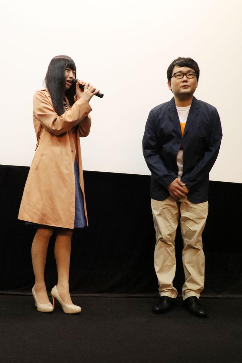 画像 : 10番目の画像 - 「山田菜々美(AKB48)、百川晴香/映画『黒看』のプレミア上映会開催。「スクリーンに自分が映っているのは不思議な気持ちですけど、たくさんの方が来てくださって幸せです」」のアルバム - Stereo Sound ONLINE
