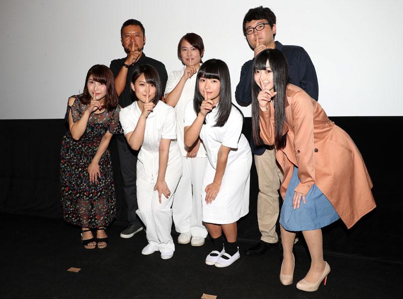Images : 12番目の画像 - 「山田菜々美(AKB48)、百川晴香/映画『黒看』のプレミア上映会開催。「スクリーンに自分が映っているのは不思議な気持ちですけど、たくさんの方が来てくださって幸せです」」のアルバム - Stereo Sound ONLINE