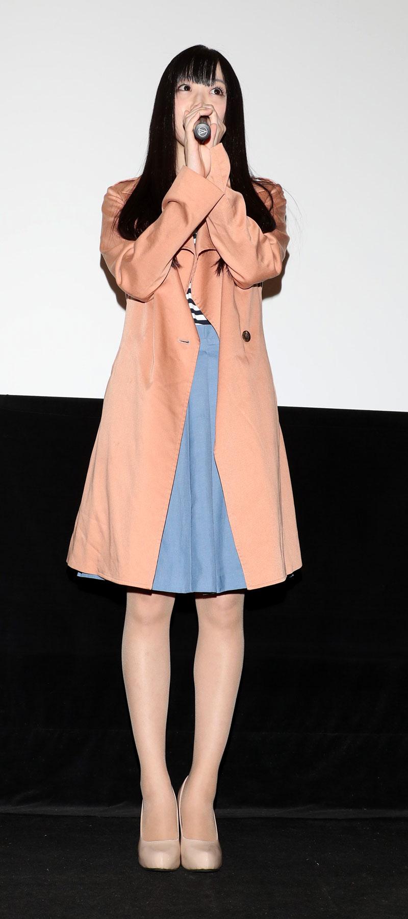 Images : 5番目の画像 - 「山田菜々美(AKB48)、百川晴香/映画『黒看』のプレミア上映会開催。「スクリーンに自分が映っているのは不思議な気持ちですけど、たくさんの方が来てくださって幸せです」」のアルバム - Stereo Sound ONLINE