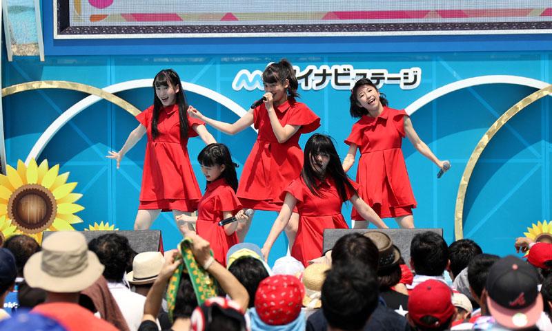 Images : 17番目の画像 - 「九州女子翼/念願のTIFステージに降臨! ドリームステージでパフォーマンスが炸裂!!  テンションマックスの愛理、香苗がヤバイ」のアルバム - Stereo Sound ONLINE