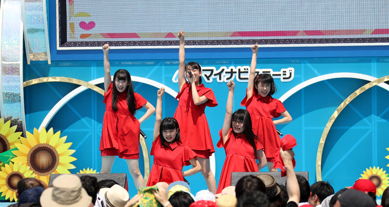 Images : 18番目の画像 - 「九州女子翼/念願のTIFステージに降臨! ドリームステージでパフォーマンスが炸裂!!  テンションマックスの愛理、香苗がヤバイ」のアルバム - Stereo Sound ONLINE