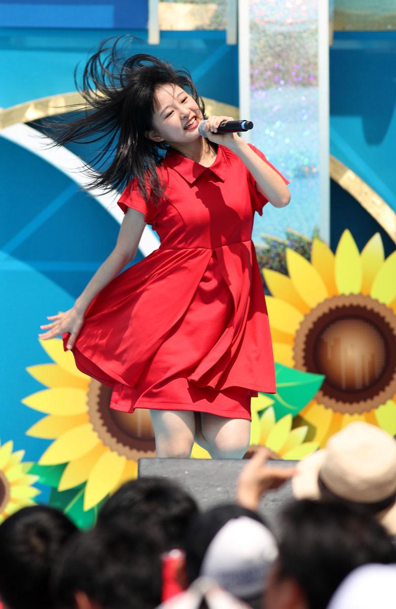 Images : 16番目の画像 - 「九州女子翼/念願のTIFステージに降臨! ドリームステージでパフォーマンスが炸裂!!  テンションマックスの愛理、香苗がヤバイ」のアルバム - Stereo Sound ONLINE