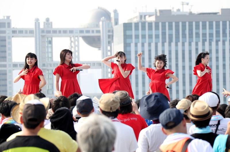 Images : 15番目の画像 - 「九州女子翼/念願のTIF2018出場を決め、天空に一番近いスカイステージで、抜群の飛翔を魅せた」のアルバム - Stereo Sound ONLINE