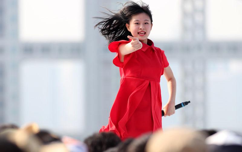 Images : 20番目の画像 - 「九州女子翼/念願のTIF2018出場を決め、天空に一番近いスカイステージで、抜群の飛翔を魅せた」のアルバム - Stereo Sound ONLINE