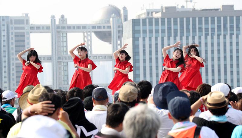 Images : 12番目の画像 - 「九州女子翼/念願のTIF2018出場を決め、天空に一番近いスカイステージで、抜群の飛翔を魅せた」のアルバム - Stereo Sound ONLINE