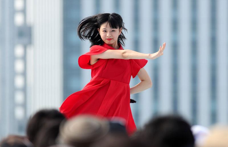 Images : 1番目の画像 - 「九州女子翼/念願のTIF2018出場を決め、天空に一番近いスカイステージで、抜群の飛翔を魅せた」のアルバム - Stereo Sound ONLINE