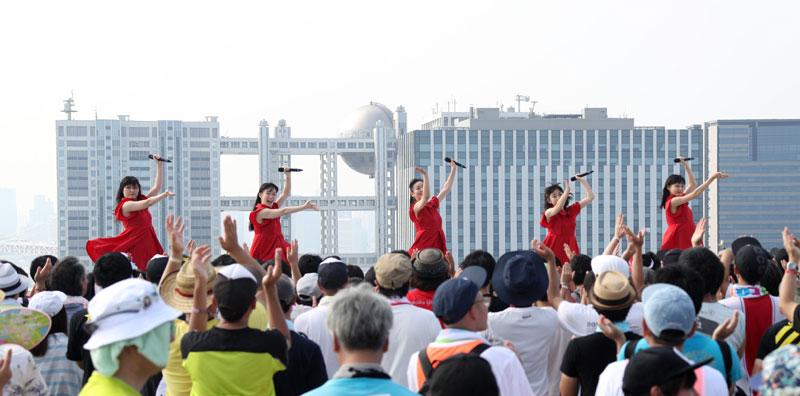 Images : 4番目の画像 - 「九州女子翼/念願のTIF2018出場を決め、天空に一番近いスカイステージで、抜群の飛翔を魅せた」のアルバム - Stereo Sound ONLINE