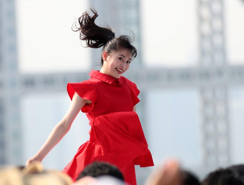 Images : 14番目の画像 - 「九州女子翼/念願のTIF2018出場を決め、天空に一番近いスカイステージで、抜群の飛翔を魅せた」のアルバム - Stereo Sound ONLINE