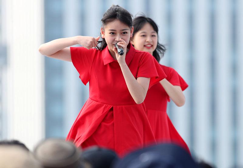 Images : 6番目の画像 - 「九州女子翼/念願のTIF2018出場を決め、天空に一番近いスカイステージで、抜群の飛翔を魅せた」のアルバム - Stereo Sound ONLINE