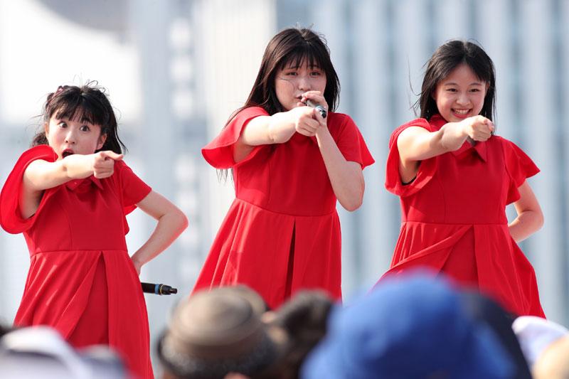 Images : 21番目の画像 - 「九州女子翼/念願のTIF2018出場を決め、天空に一番近いスカイステージで、抜群の飛翔を魅せた」のアルバム - Stereo Sound ONLINE