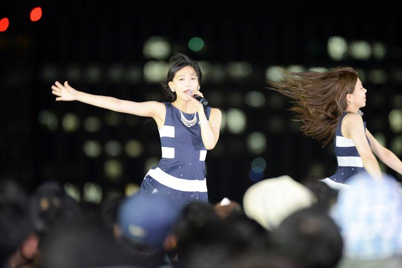 Images : 11番目の画像 - 「WHY@DOLL/東京は夜の7時20分! 見せて聴かせる実力派デュオが、TIF2018「SKY STAGE」をアーバン&メロウに染める」のアルバム - Stereo Sound ONLINE